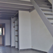 Biarritz, Duplex 4 pièces, 60 m2