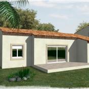 Maison 4 pièces + Terrain Nages-et-Solorgues