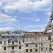 Paris 7ème, Appartement 5 pièces, 140 m2