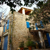Sainte Cécile les Vignes, Maison de village 8 pièces, 205 m2