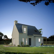 Maison 4 pièces + Terrain Saint-Jouan-des-Guerets