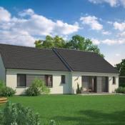 Maison 4 pièces + Terrain Sanry-sur-Nied