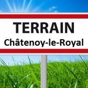 Terrain 556 m² Chatenoy le Royal (71880)