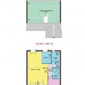 Maison 2 pièces + Terrain Loches