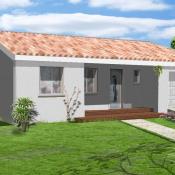 Maison 4 pièces + Terrain Ceret
