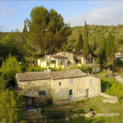 Deluxe sale house / villa Grimaud 884000€ - Picture 1