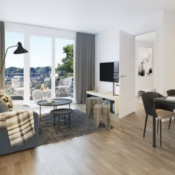 Chaville, Appartement 2 pièces, 43,78 m2