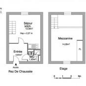 location Appartement 2 pièces Treguier