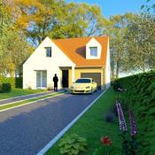 Maison avec terrain Vaucourtois 90 m²
