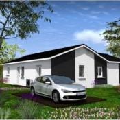 Maison 3 pièces + Terrain Blyes