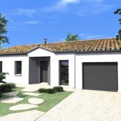 Maison 6 pièces + Terrain Les Châtelliers-Châteaumur