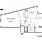 location Appartement 4 pièces Pau