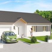 Terrain 436 m² Belleville (54940)