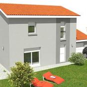 Maison 6 pièces + Terrain Saint Chamond