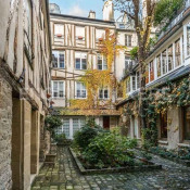 Paris 6ème, Apartment 2 rooms, 44 m2