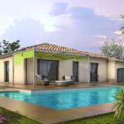 Terrain 500 m² Génissac (33420)