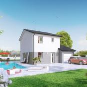 Maison 5 pièces + Terrain Saint Cyr sur Menthon
