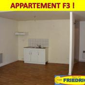 location Appartement 3 pièces Bar le Duc