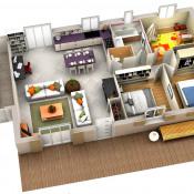 Maison 4 pièces + Terrain Beynost