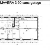 Maison 4 pièces + Terrain Saint-Clar