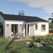 Maison 3 pièces + Terrain Saint-Aubin-de-Nabirat