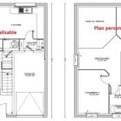 Maison 4 pièces + Terrain Lempdes