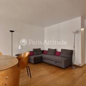 Paris 17ème, Appartement 3 Vertrekken, 75 m2