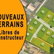 Terrain 450 m² Dompierre sur Yon (85170)