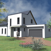 Maison 5 pièces + Terrain Rumersheim