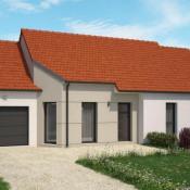 Maison 4 pièces + Terrain Saint-Claude-de-Diray