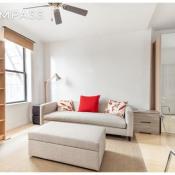 New York, Appartement 2 pièces,