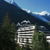 Chamonix Mont Blanc, Appartement 2 pièces, 27,14 m2
