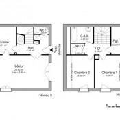 Touques, Domaine 3 pièces, 70,69 m2