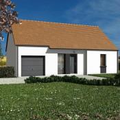 Maison 3 pièces + Terrain Saint-Claude-de-Diray