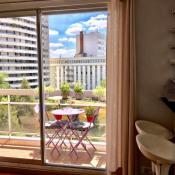 Paris 15ème, Appartement 2 pièces, 38 m2