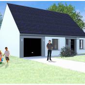 Maison 3 pièces + Terrain Catheux