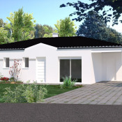 Maison 4 pièces + Terrain Arvert