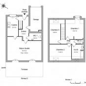 location Maison / Villa 4 pièces Lesquin
