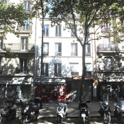 Paris 19ème, Pequeno estúdio 1 assoalhadas, 13,25 m2