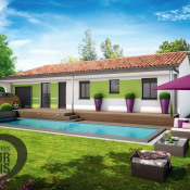 Maison 3 pièces + Terrain Pibrac