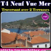 Vente de prestige appartement Port Vendres