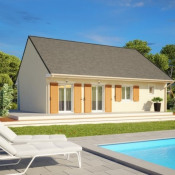 Maison 2 pièces + Terrain Saint-Étienne-de-Montluc