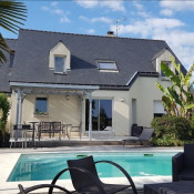 Vente maison / villa Plescop 438480€ - Photo 1