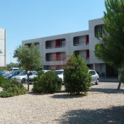Narbonne, Studio, 21 m2