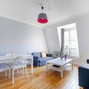 Paris 17ème, Appartement 2 pièces, 41 m2