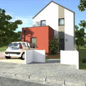 Maison 6 pièces + Terrain Le Plessis-Grammoire