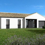 Maison 4 pièces + Terrain Marigny-Brizay