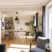 Asnières sur Seine, квартирa 3 комнаты, 56 m2