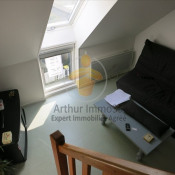 Rental apartment Rennes 435€cc - Picture 1