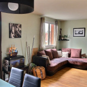 Massy, Apartamento 4 assoalhadas, 63,1 m2